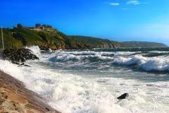 море ландшафта Стоковое Изображение RF