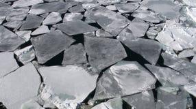 море льда Антарктики Стоковые Изображения
