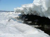 море льда Стоковые Изображения RF
