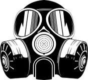 море маски человека газа Стоковое Изображение RF