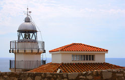 море маяка Стоковая Фотография RF