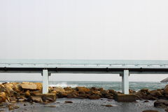 море моста Стоковая Фотография RF