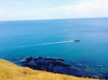Море на Krabi Стоковое Изображение RF