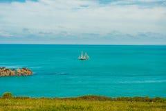 Море небо Стоковые Фотографии RF