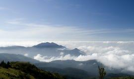море облака Стоковые Фото