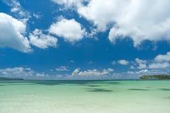 море отмелое Стоковые Изображения RF