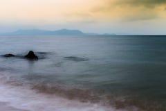 Море Паттайя стоковая фотография rf