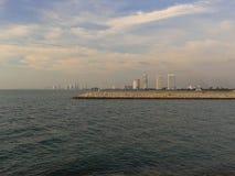 Море Паттайя Стоковые Фотографии RF