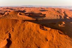 Море песка Namib - Намибия Стоковая Фотография