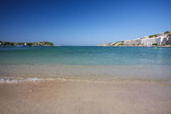 море пляжа Стоковое Фото