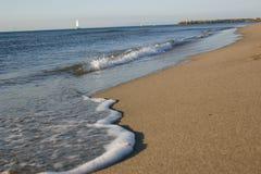 море пляжа Стоковое Изображение RF