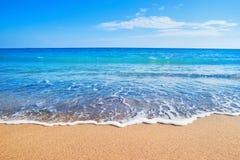море пляжа