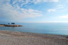 море пляжа Стоковые Изображения RF