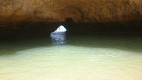 Море Португалии Стоковое Изображение RF