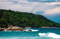 Море природы путешествием Таиланда Пхукета Стоковые Изображения
