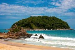 Море природы путешествием Таиланда Пхукета Стоковые Изображения RF