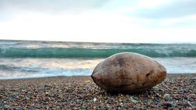 Море присутствующее стоковая фотография