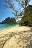 Море пляжа и andaman Стоковое Изображение RF