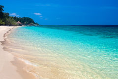 море пляжа красивейшее тропическое Стоковое Изображение RF