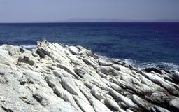 море размывания Стоковые Изображения RF
