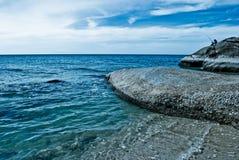 море рыболовства Стоковые Изображения