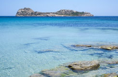 Море Сардинии Стоковые Фото