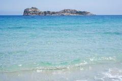 Море Сардинии Стоковые Изображения