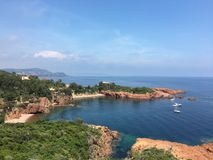 Море Святого-Raphaà «l Стоковое Фото