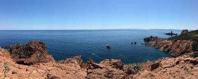 Море Святого-Raphaà «l Стоковая Фотография RF