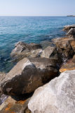 море скалы Стоковые Изображения