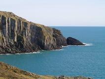море скал стоковая фотография