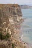 море скал Стоковые Изображения RF