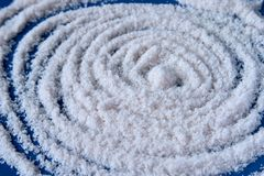 море соли Стоковые Изображения