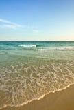 море сумрака мирное Стоковая Фотография RF