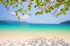 море Таиланд стоковая фотография