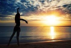 море танцульки Стоковое Изображение RF