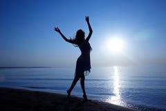 море танцульки Стоковое Фото