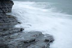 море утеса Стоковое Изображение
