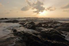 Море утра Стоковое Изображение RF