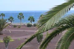 Море Фуэртевентуры стоковое изображение rf