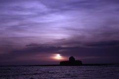 море церков Стоковое Изображение
