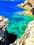 Море чистой воды Creatal Стоковое фото RF