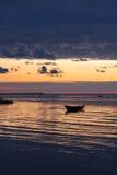 море шлюпки Стоковая Фотография