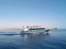 море шлюпки Стоковая Фотография RF