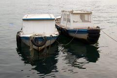 море шлюпок Стоковые Фотографии RF
