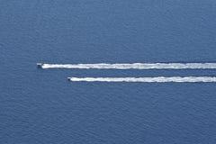 море шлюпок Стоковые Изображения RF