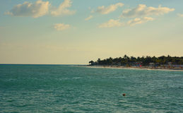 Море любит ваши мечты Стоковое фото RF