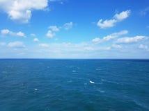 Море южного Китая в Гонконге Стоковое Изображение