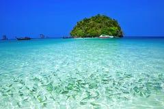 Море южного Таиланда Стоковые Изображения