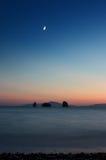 Море японии в осени Стоковое Изображение RF